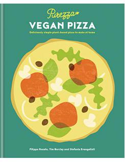 Book : Purezza Vegan Pizza