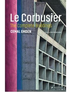 Book : Le Corbusier , The complete Bluidings