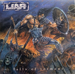 Lp Liar Falls of Torment Black/Blue Vinyl