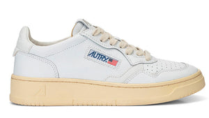 Autry MEDALIST White Leather