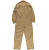G.o.D Coveralls Madrid Sand-back view