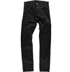 Lose Straight Black Denim L34