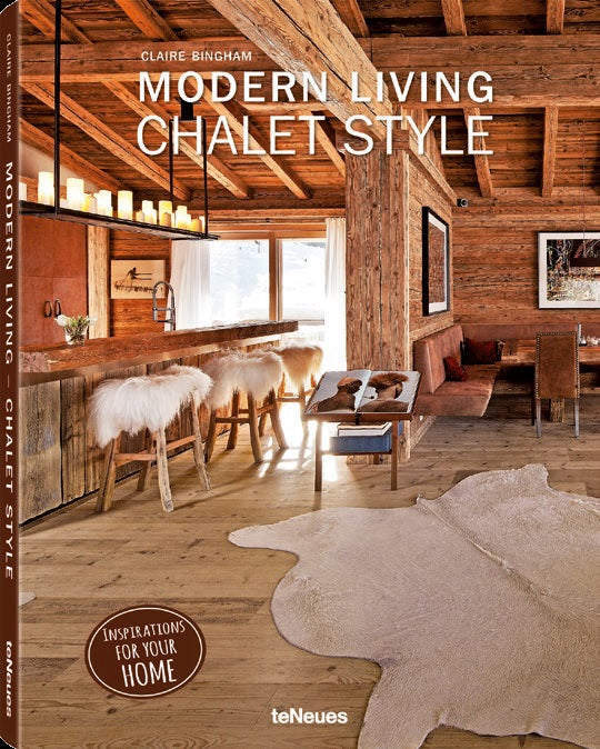Book : Modern Living Chalet Style