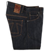 Eat Dust - BootCut Selvedge Denim - waist detail