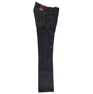 Eat Dust - BootCut Selvedge Denim - side view
