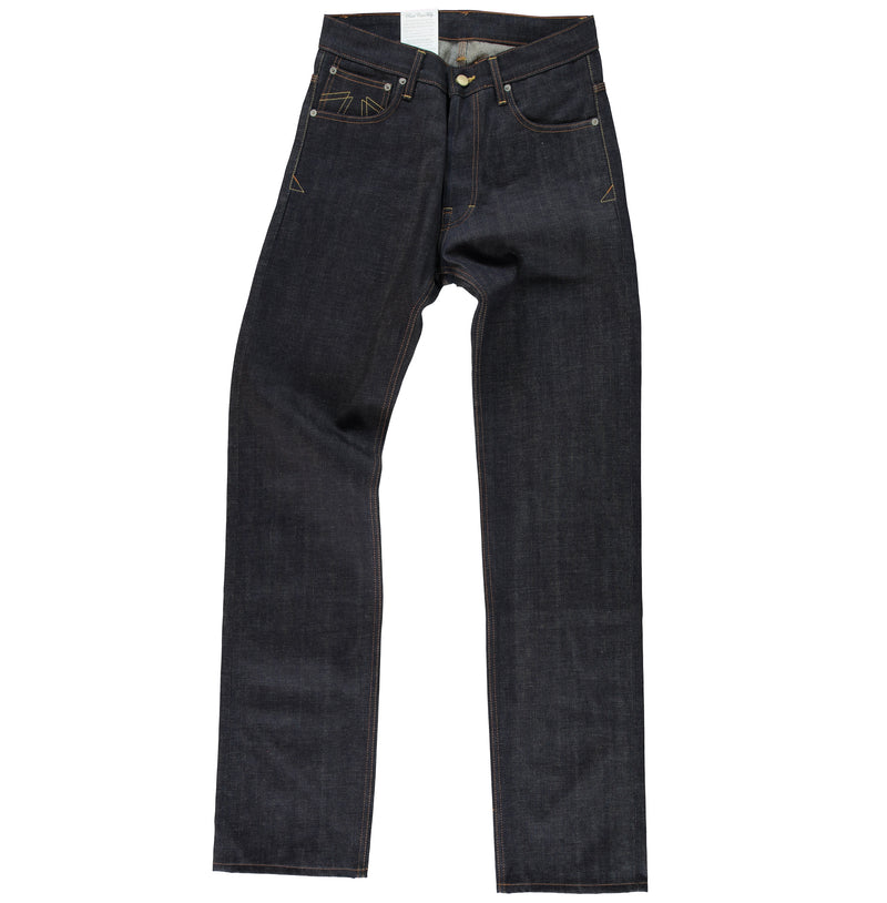 Loose Straight Selvedge Denim L34