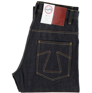 Loose Tapered Selvedge Denim L32