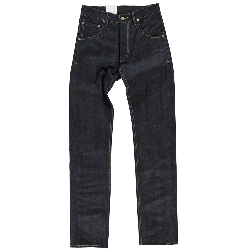 Regular Straight Selvedge Denim L32