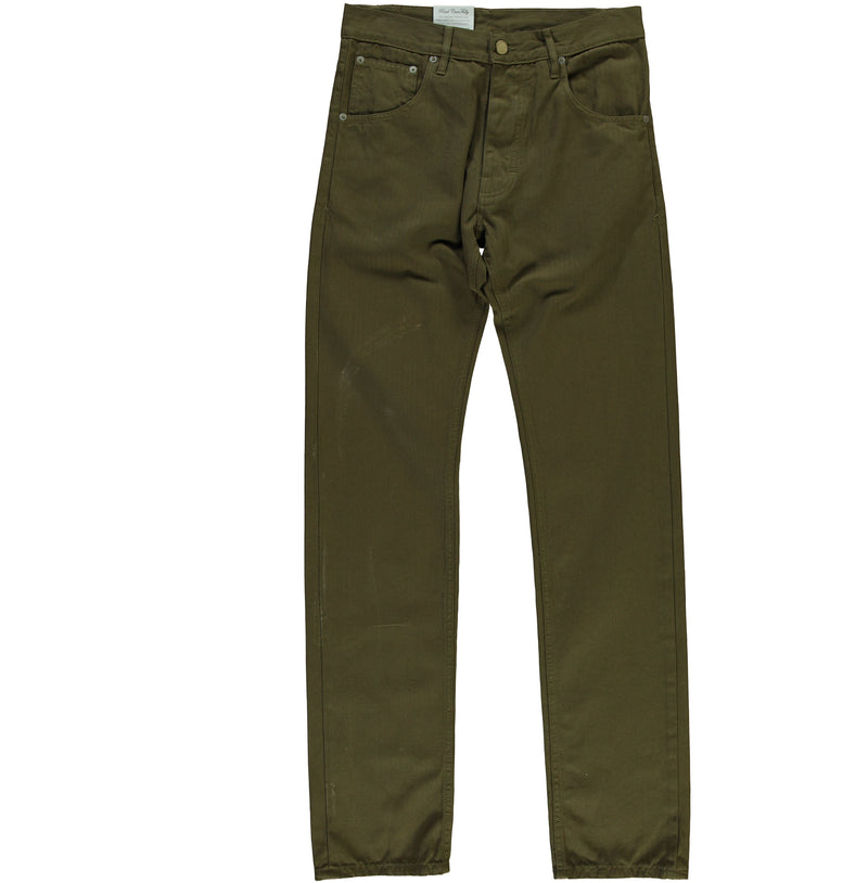 HBT 76 Fit Dark Olive
