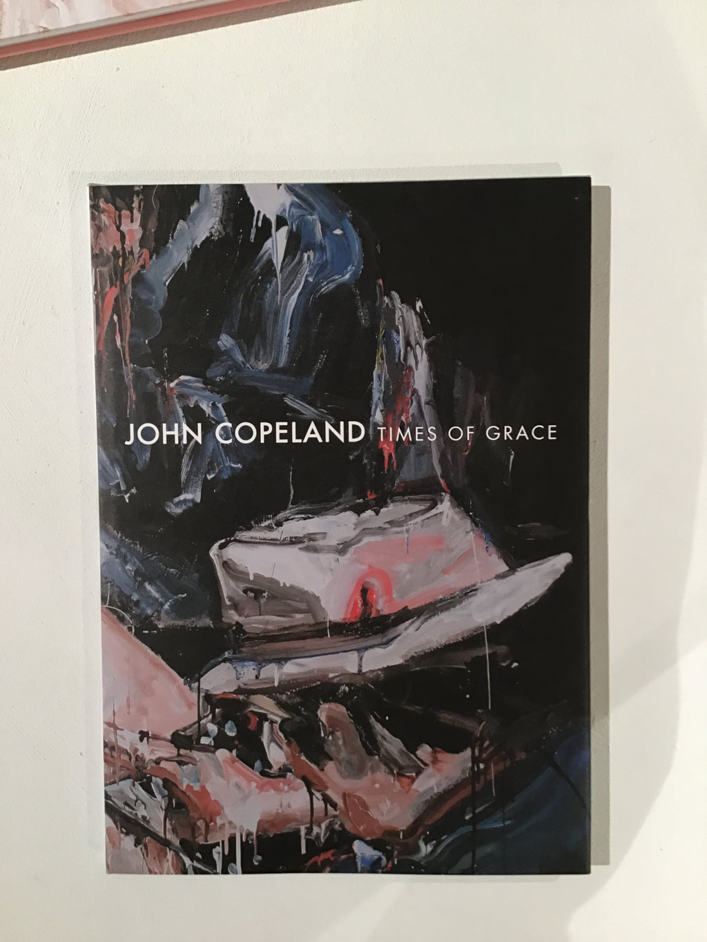 John Copeland - Times of grace signed