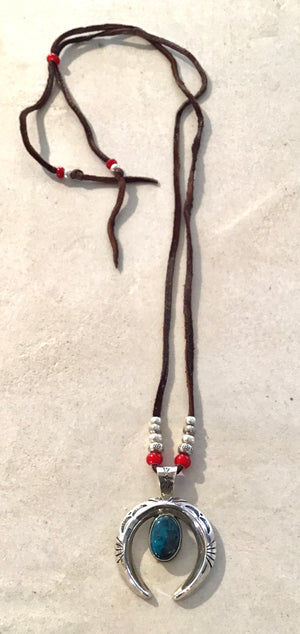 Native Naja Pendant Bisbee