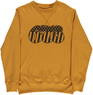 Sweat 673 Logo Yellow