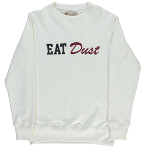 Sweat Eat Dust White