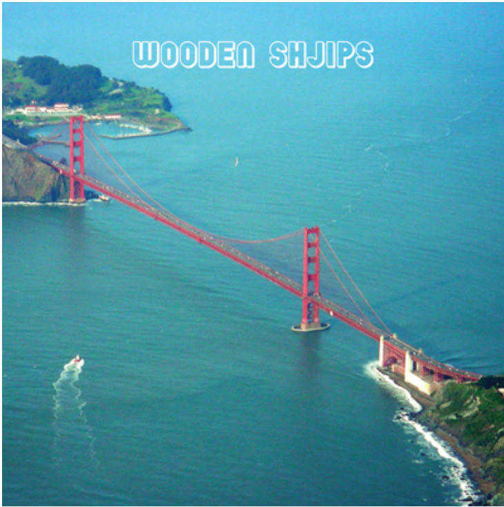 LP - Wooden Ships: West (Coloured)