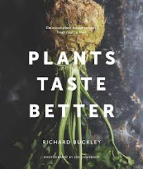 Book : Plants Taste Better -Delicious Plant based recipes