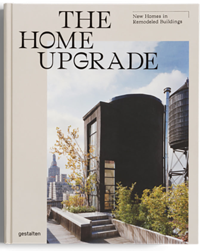Book : Home Upgrade-New Homes in remodelled Buildings