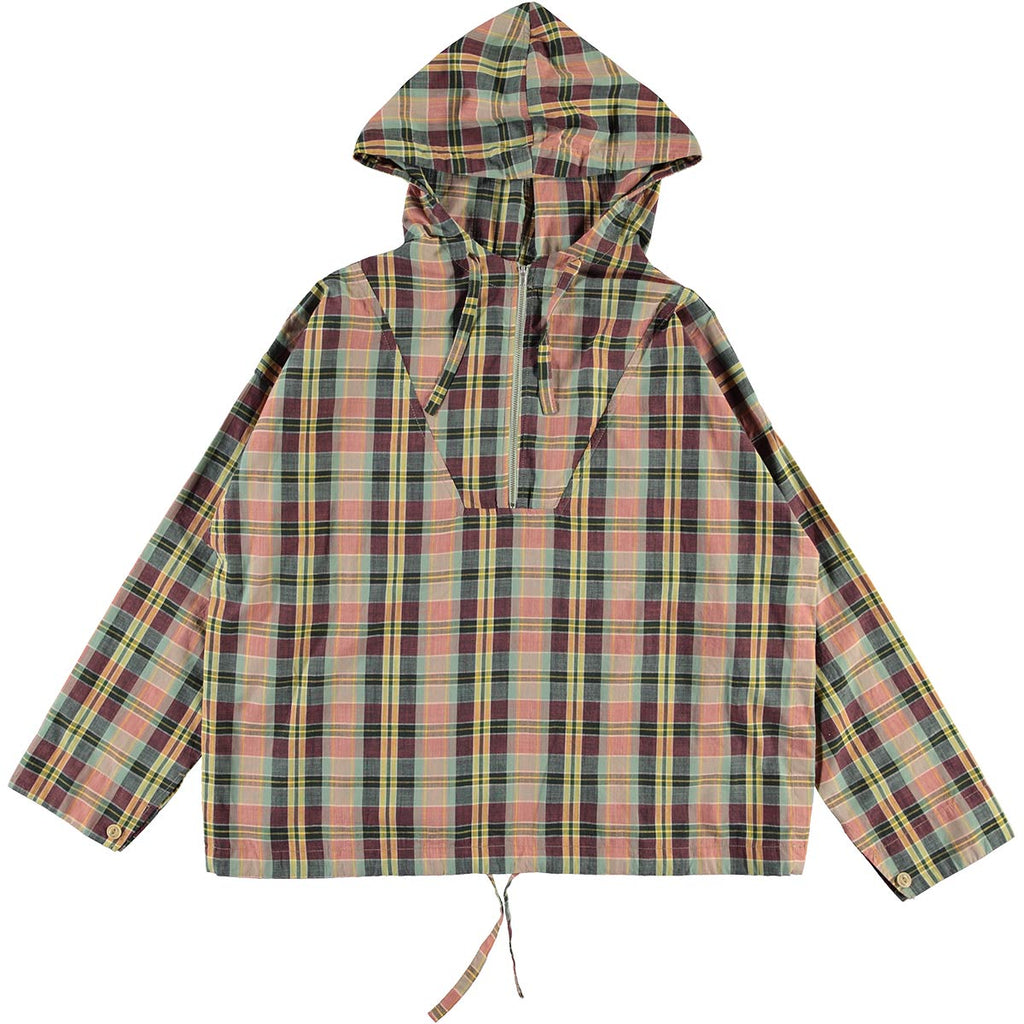 G.o.D Army Smock Madras Check