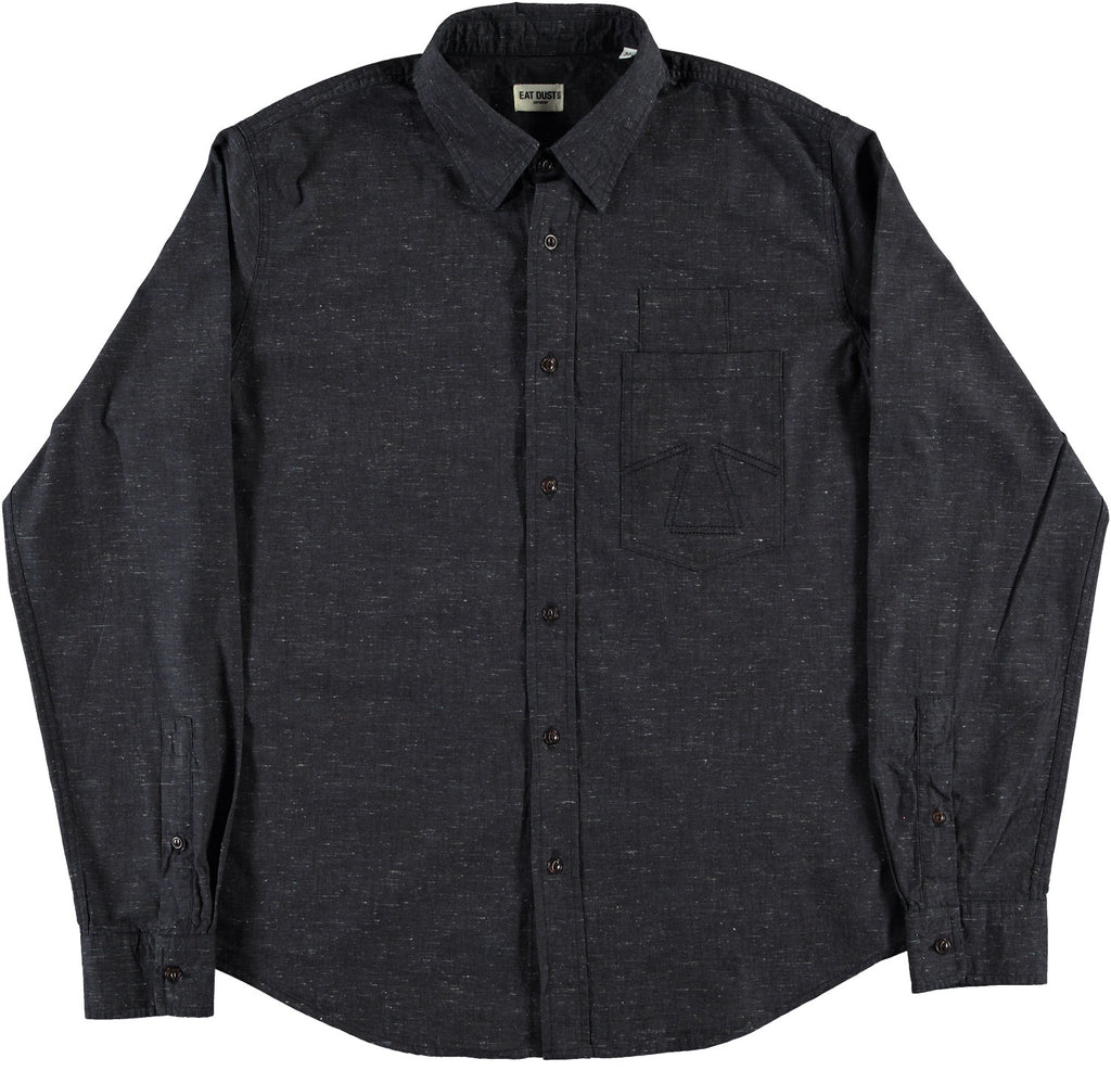 Combat Shirt Brisbane Denim Indigo Blue