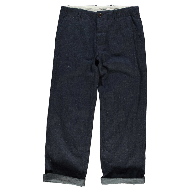 Combat Pants Painter Denim Indigo