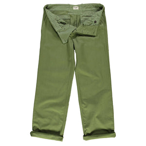 Combat Pants Cotton Twill Olive