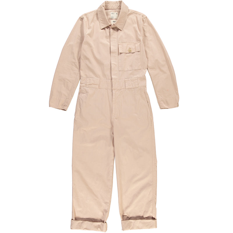 G.o.D Coveralls Ripstop Organic Cotton Shell