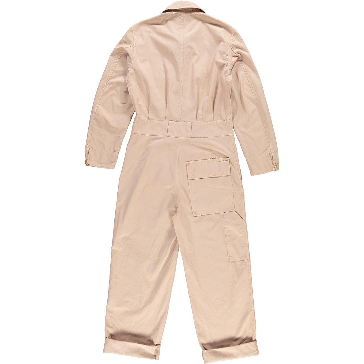 G O D Coveralls Ripstop Organic Cotton Shell Eat Dust