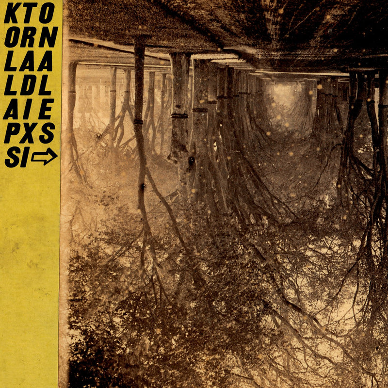 LP - Thee Silver Mt Zion Memorial: Kollaps Tradixionales