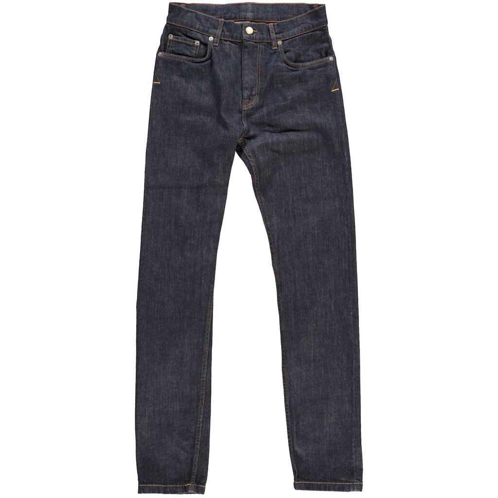 G.o.D Debbie Slim Stretch Selvedge-front view