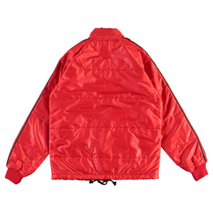 Dragstar Jacket quilted nylon Red