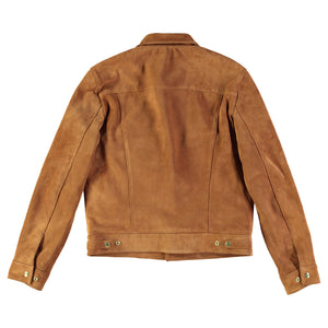 Eat Dust/Lewis Leather 988 Western Jacket Collab Jacket