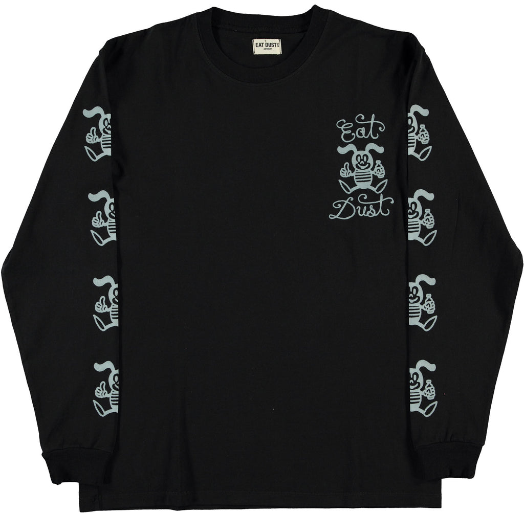 T-Bee Dust L/S Black