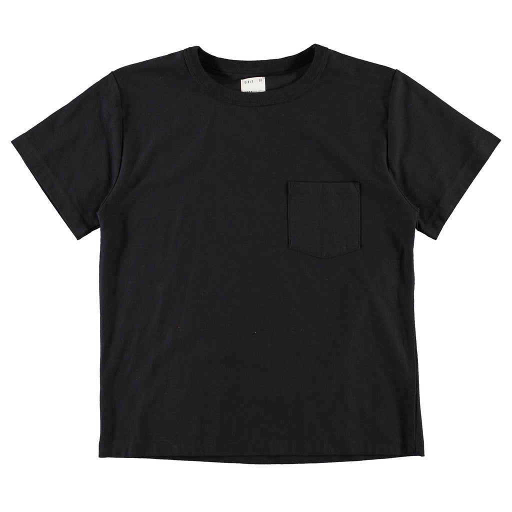G.o.D. Pocket T open end black