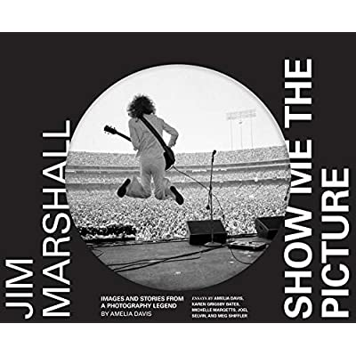 Book : Show me The Picture Jim Marshall
