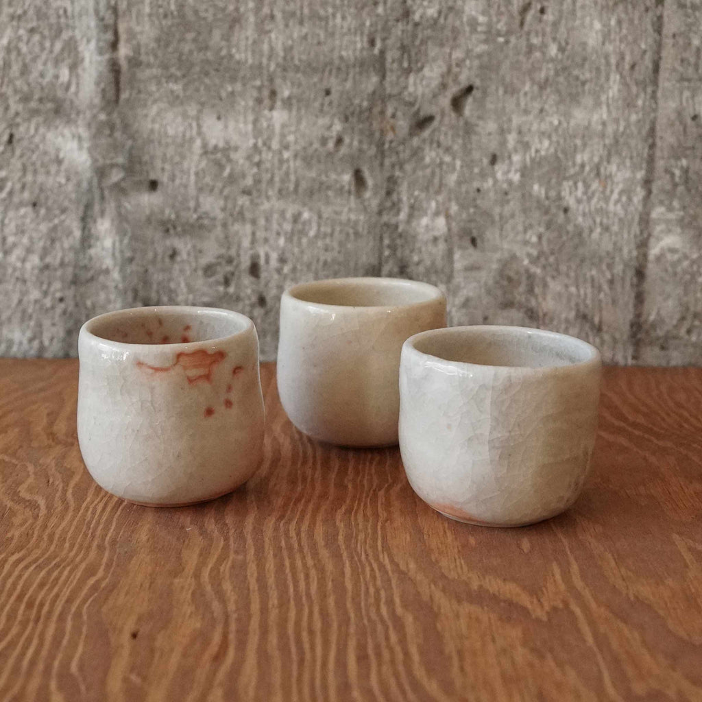 set of 4 sake cup