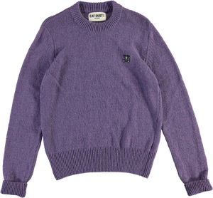 Knit Officer Purple