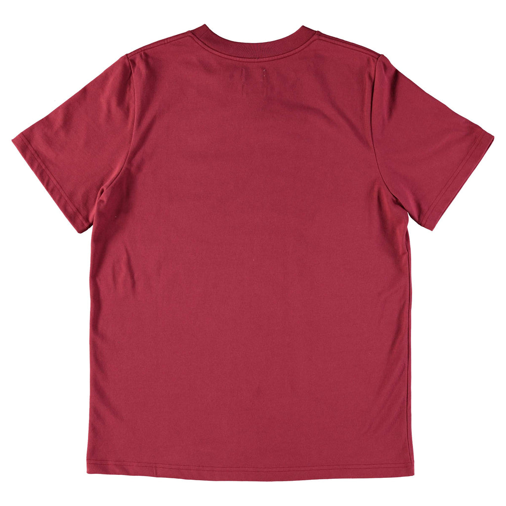 T-Bunny Dust Organic Cotton Bordeaux