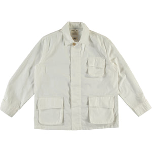 G.o.D Vietnam Jacket Rip Stop White