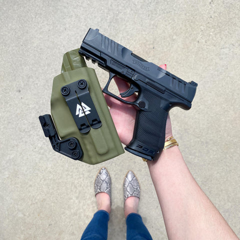 AIWB holster for Walther PDP Compact