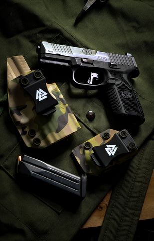 Kydex Holster with FN 509