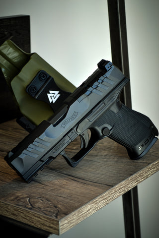 Walther PDP Compact with Kydex Holster