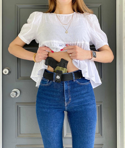 Walther PDP for Women's Concealed Carry