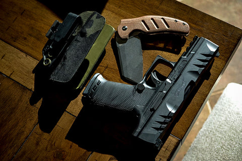 Kompis holster for Walther PDP