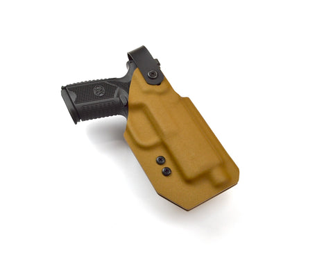 FN 509 Tactical/Mid/Compact Level 2 Retention Holster Right Hand