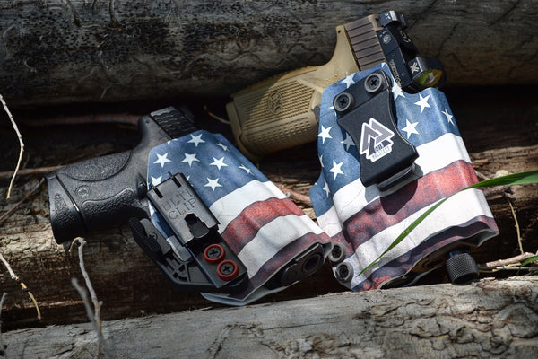 The Valknut Inside-the-Waistband Holster
