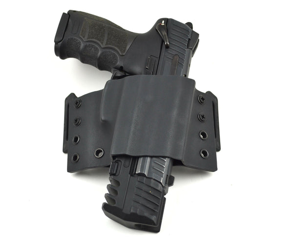 HK P30/P30L & VP9 Quick Detach Match Weight Holster V2