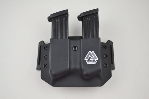 Double OWB Mag Carrier