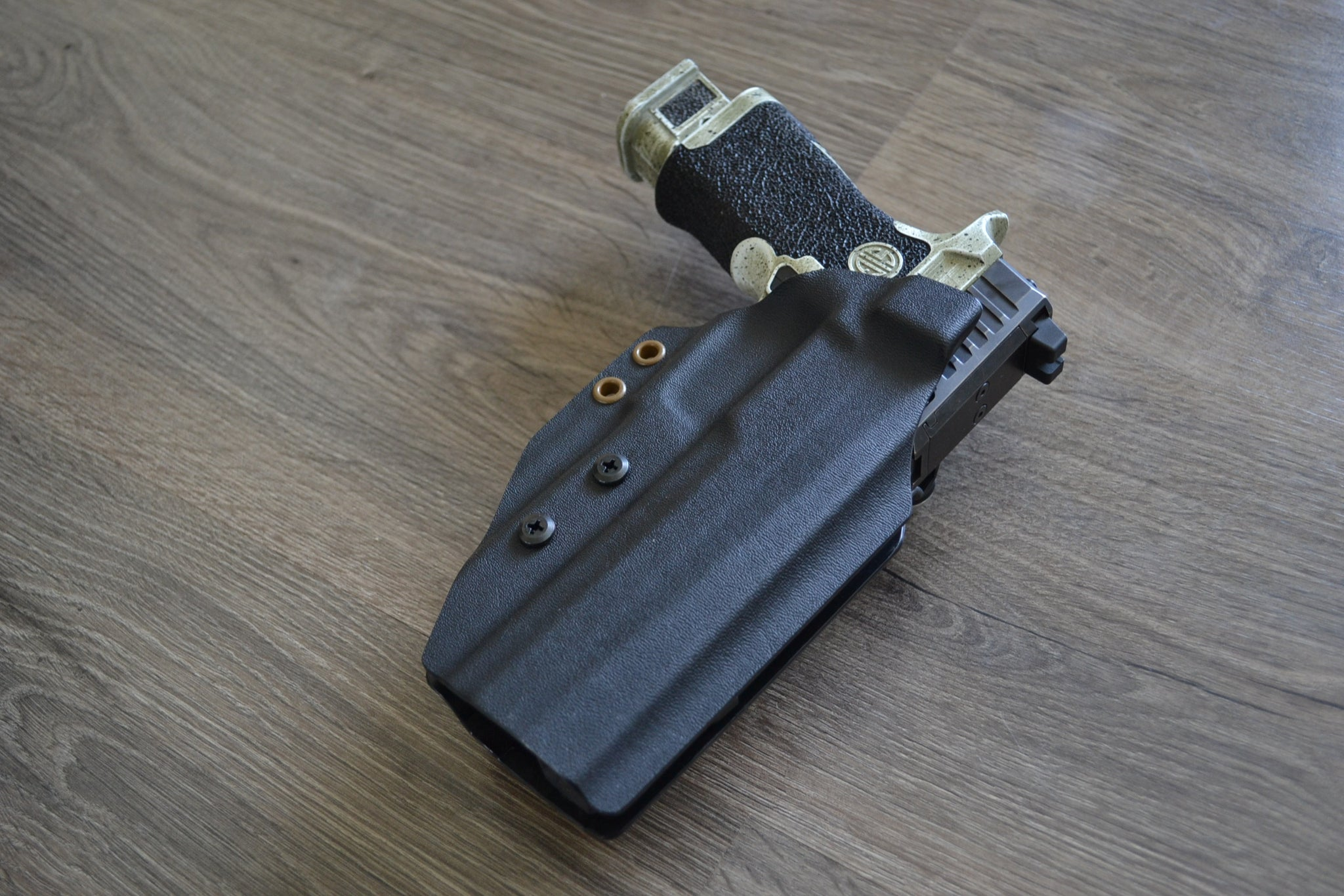 V3 Competition/Range OWB Holster