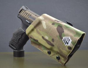 Tactical Valknut OWB Holster