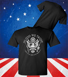 In God We Trust The Guns Are Just Backup - 2nd Amendment - Unisex T-Shirt