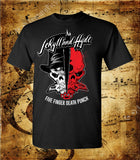 Five Finger Death Punch Jekyll and Hyde Unisex T-Shirt